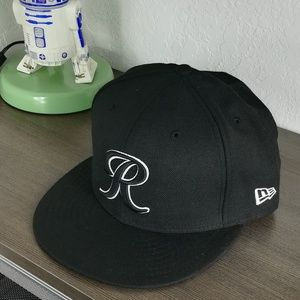New Era Accessories - New Era Tacoma Raniers 59Fifty Fitted Cap 7 3/8